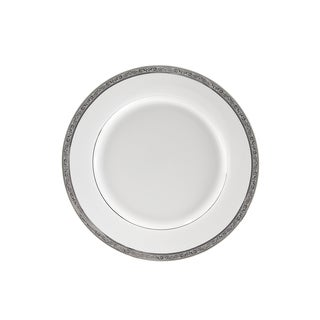 Paradise Platinum Salad/ Dessert Plate (Set of 6)