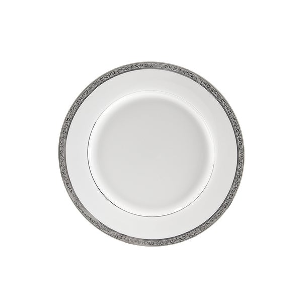Paradise Platinum Salad/ Dessert Plate (Set of 6)