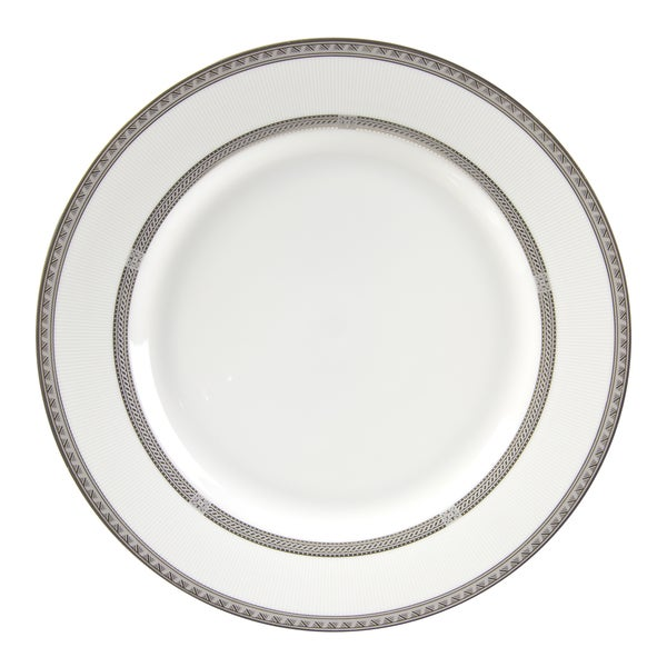 10 Strawberry Street Sophia Charger Plate (Set of 6)