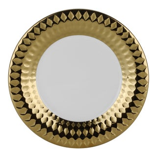 Cairo 8-inch Salad Plate Gold (Set of 6)