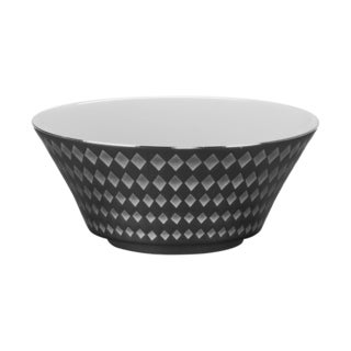 Cairo 6-inch Bowl Silver (Set of 6)