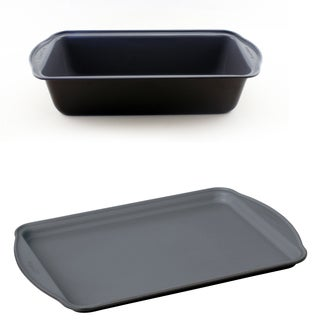 Earthchef Cake Pan and Cookie Sheet Set