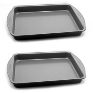 Earthchef 2-piece Oblong Pans