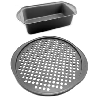 Earthchef Pizza and Loaf Pan Set