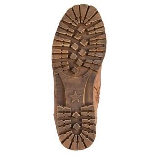 Journee Kid's Girl's 'Sybil' Studded Zipper Boots