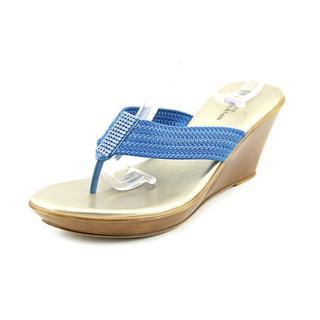 White Mountain Women's 'Ray' Basic Textile Sandals