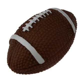 GlideRite 2-inch Hand-painted Football Sports Knobs (Pack of 10 or 25) - Football knob - 2""