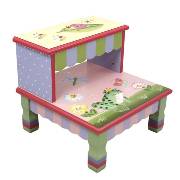 Shop Magic Garden Step Stool Overstock 10680385