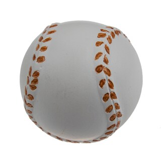 GlideRite 1.375-inch Hand-painted Baseball Sports Knobs (Pack of 10 or 25)