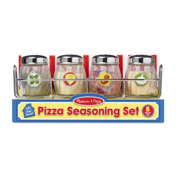 Pizza Seasoning Set