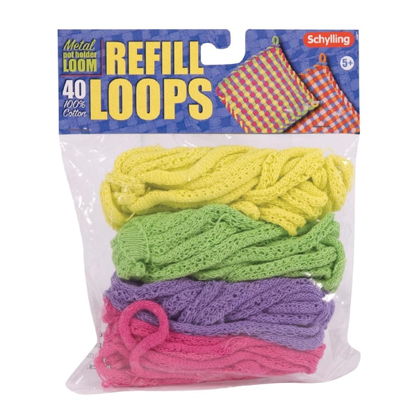 Schylling Loop Refill for Potholder Loom