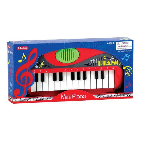 Schylling Mini Electric Piano