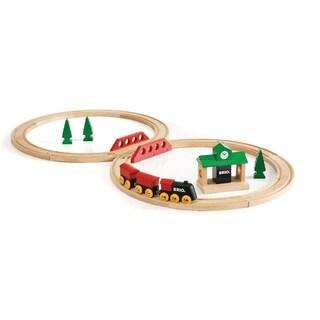 Schylling Brio Classic Figure 8 Railway Set