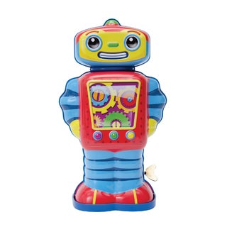 Schylling Cosmo Wind Up Tin Robot