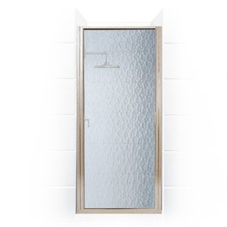 Paragon Series 34-inch x 74-inch Framed Continuous Hinge Shower Door