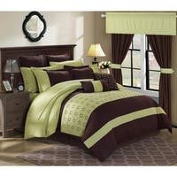Oliver & James Martin Green 25-piece Bed in a Bag