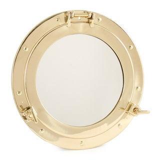 Bey Berk Porthole Mirror