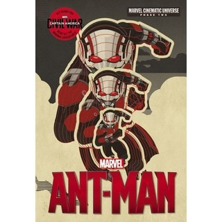 Marvel's Ant-Man (Hardcover)