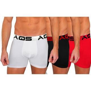 AQS Men's Boxer Briefs|https://ak1.ostkcdn.com/images/products/10684917/P17747933.jpg?impolicy=medium