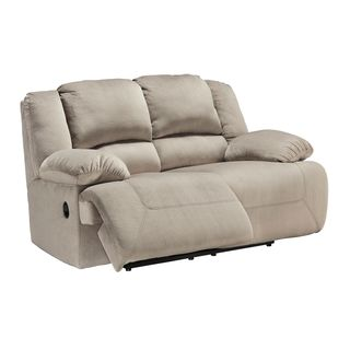 Signature Design by Ashley Toletta Granite Reclining Power Loveseat