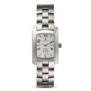 Croton Men's CN307186SSSL Stainless Steel Silvertone Rectangular Watch|https://ak1.ostkcdn.com/images/products/10685882/P17748904.jpg?impolicy=medium