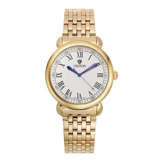 Croton Men's CN307532YLDW Stainless Steel Goldtone White Dial Watch|https://ak1.ostkcdn.com/images/products/10686004/P17748926.jpg?impolicy=medium