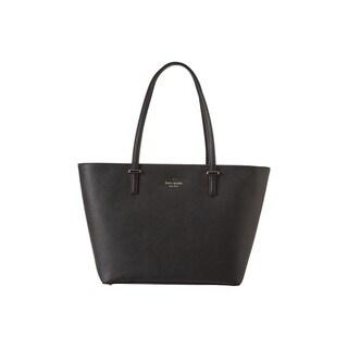 Kate Spade New York 'Cedar Street Small Harmony' Black Tote Handbag