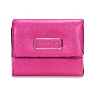 Marc by Marc Jacobs 'Ligero' Fuchsia Billfold Wallet
