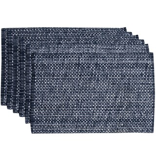 Charmant 100 Percent Cotton Two Tone Placemats (Set Of 2, 4 Or 6