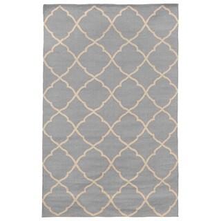 Kosas Home Handmade Polyester Indoor/ Outdoor Area Rug (5x8)