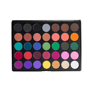 Morphe 35-Color Multi-Color Matte Palette