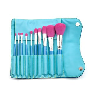 Morphe 10-Piece Vegan Brush Set