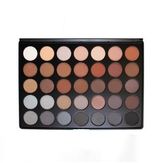 Morphe 35K Koffee Eye Shadow Palette