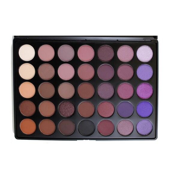 Morphe 35P Plum Eye Shadow Palette