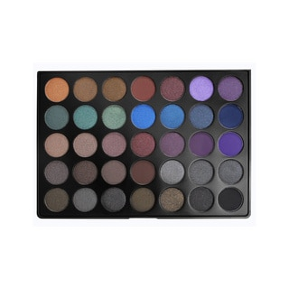 Morphe 35-Color Dark Smoky Palette