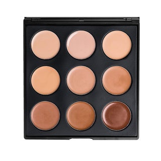 Morphe 9FC Color Cool Foundation Palette