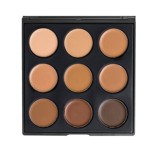 Morphe 9FW Color Warm Foundation Palette