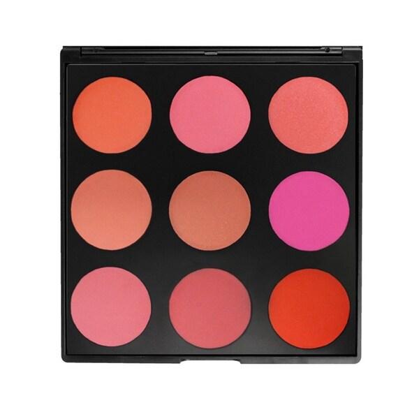 Morphe 9B The Blushed Blush Palette