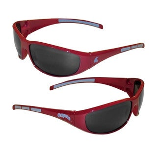 NCAA Washington State Cougars Wrap 3 Dot Sunglasses