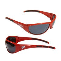 NCAA Wisconsin Badgers Wrap 3 Dot Sunglasses