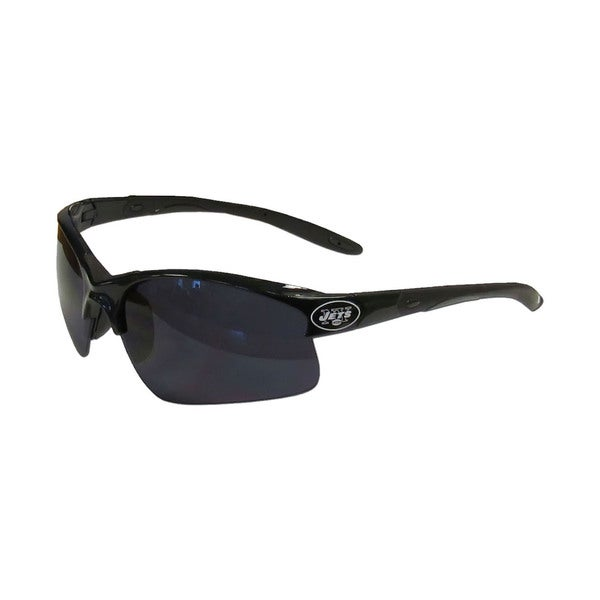 New York Jets NFL Blade/Wing Sunglasses