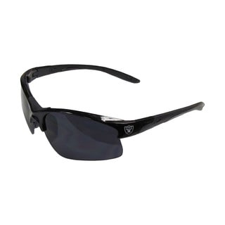 Oakland Raiders NFL Blade/Wing Sunglasses