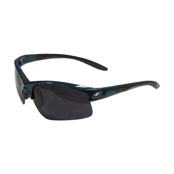 d3bf014a1732 Shop Philadelphia Eagles NFL Blade Wing Sunglasses - Free Shipping On  Orders Over  45 - Overstock.com - 10693118