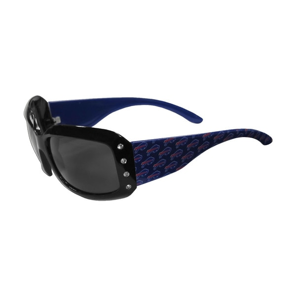 Buffalo Bills NFL Women's Designer Bling Sunglasses