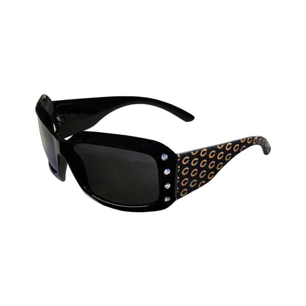 Chicago Bears NFL Women's Designer Bling Sunglasses