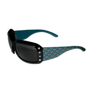 Jacksonville Jaguars NFL Women's Designer Bling Sunglasses