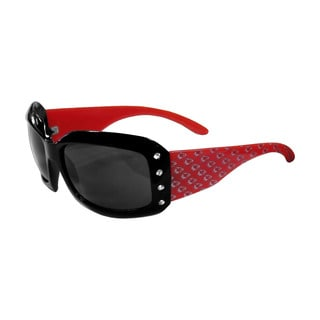 Kansas City Chiefs NFL Women's Designer Bling Sunglasses