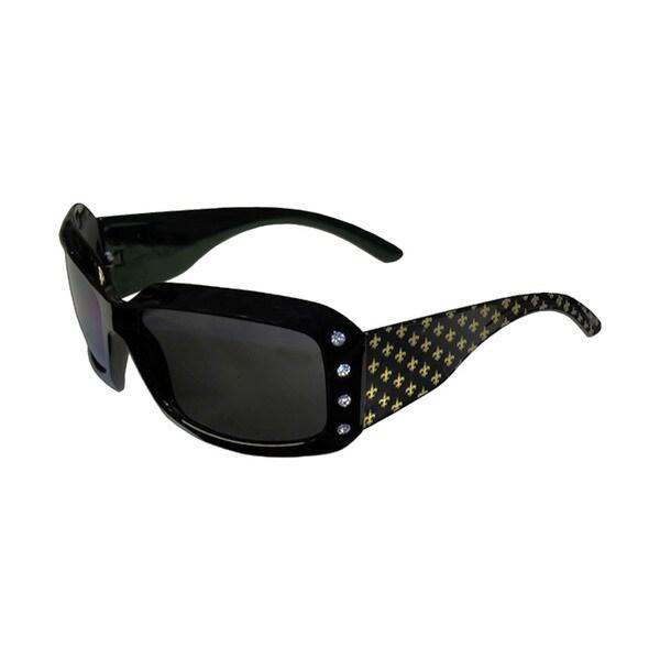 New Orleans Saints NFL Women's Designer Bling Sunglasses