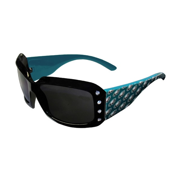 Philadelphia Eagles NFL Women's Designer Bling Sunglasses