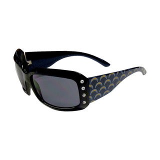 San Diego Chargers NFL Women's Designer Bling Sunglasses